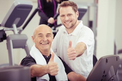 Fitness im Alter - nichts ist unmöglich!