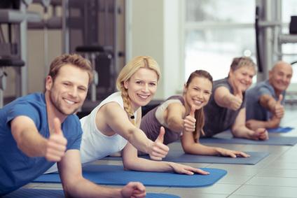 Gesunde Mitarbeiter - ein Grund für Ihren Erfolg!