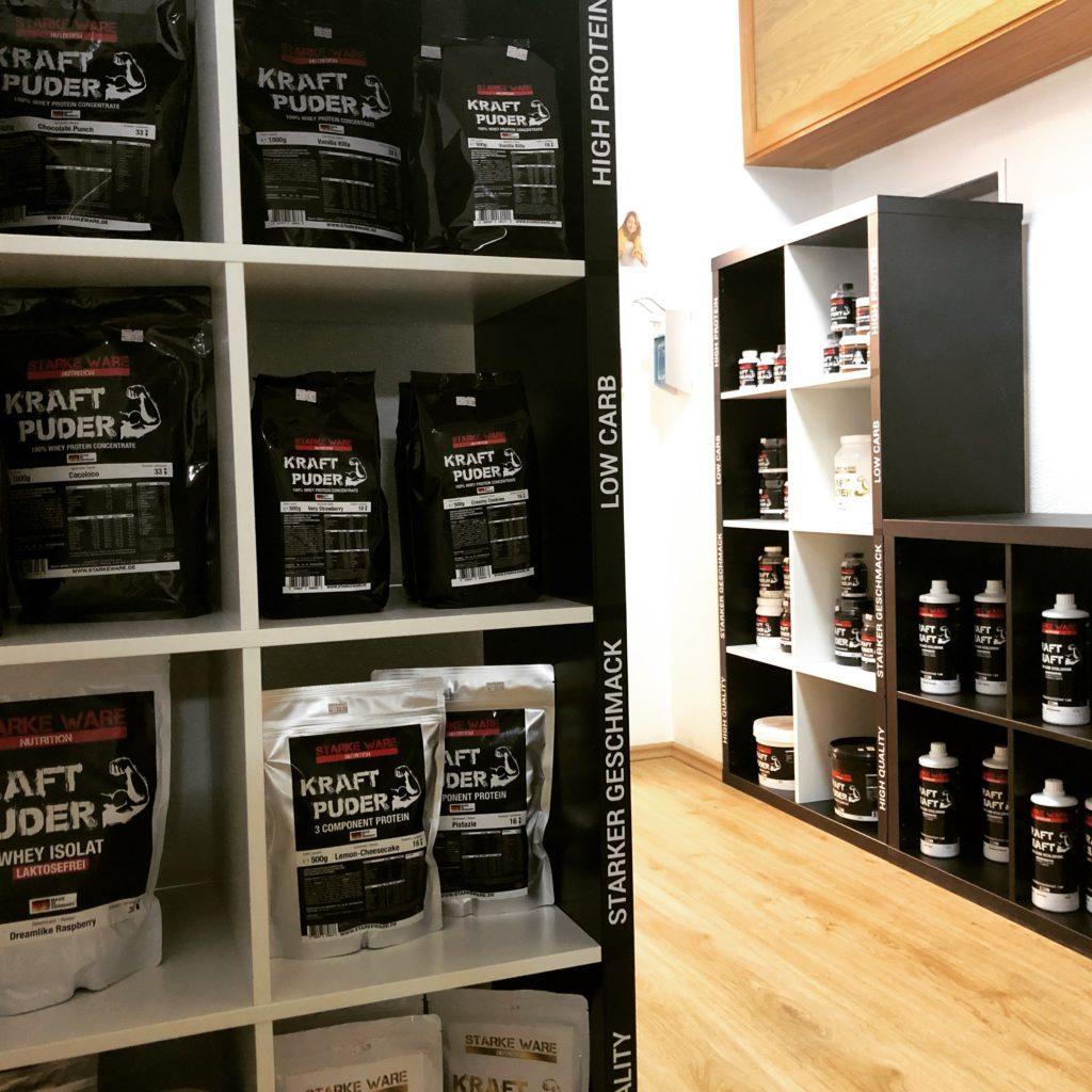 Sportnahrung & Supplement Shop bei Sport Aktiv Forchheim